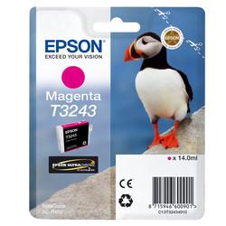 Epson - Epson T3243-C13T32434010 Kırmızı Orjinal Kartuş
