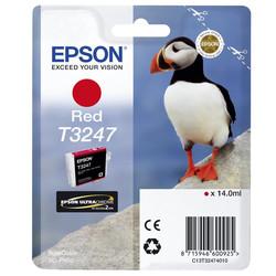 Epson - Epson T3247-C13T32474010 Red Orjinal Kartuş