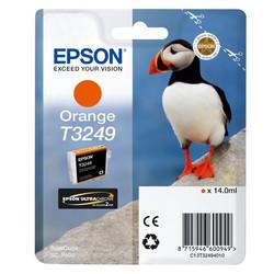 Epson - Epson T3249-C13T32494010 Turuncu Orjinal Kartuş