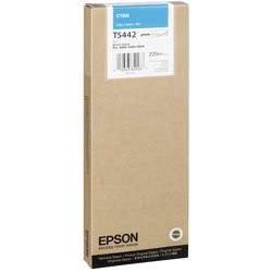 Epson - Epson T5442-C13T544200 Mavi Orjinal Kartuş