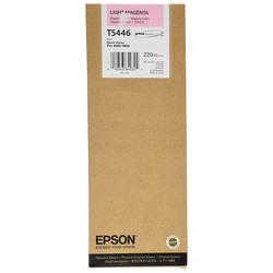Epson - Epson T5446-C13T544600 Açık Kırmızı Orjinal Kartuş
