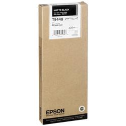 Epson - Epson T5448-C13T544800 Mat Siyah Orjinal Kartuş
