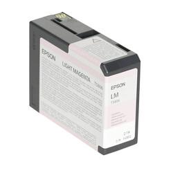 Epson - Epson T5806-C13T580600 Açık Kırmızı Orjinal Kartuş