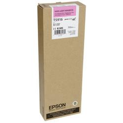 Epson - Epson T5916-C13T591600 Açık Kırmızı Orjinal Kartuş