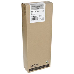 Epson - Epson T5919-C13T591900 Açık Açık Siyah Orjinal Kartuş