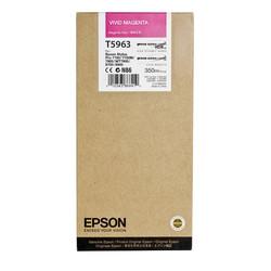 Epson - Epson T5963-C13T596300 Kırmızı Orjinal Kartuş