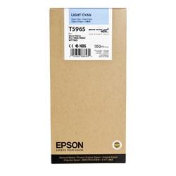 Epson - Epson T5965-C13T596500 Açık Mavi Orjinal Kartuş