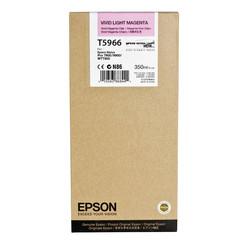 Epson - Epson T5966-C13T596600 Açık Kırmızı Orjinal Kartuş
