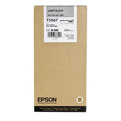 Epson - Epson T5967-C13T596700 Açık Siyah Orjinal Kartuş