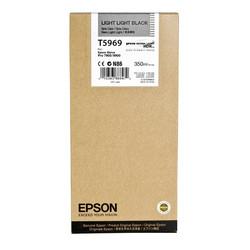 Epson - Epson T5969-C13T596900 Açık Açık Siyah Orjinal Kartuş