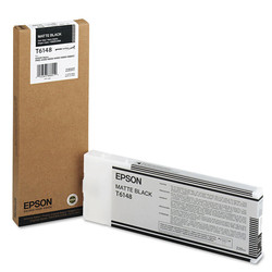 Epson - Epson T6148-C13T614800 Mat Siyah Orjinal Kartuş