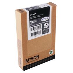 Epson - Epson T6161-C13T616100 Siyah Orjinal Kartuş