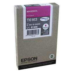 Epson - Epson T6163-C13T616300 Kırmızı Orjinal Kartuş