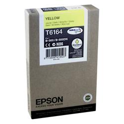 Epson - Epson T6164-C13T616400 Sarı Orjinal Kartuş