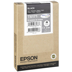 Epson - Epson T6171-C13T617100 Siyah Orjinal Kartuş Yüksek Kapasiteli