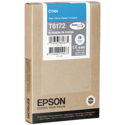 Epson - Epson T6172-C13T617200 Mavi Orjinal Kartuş Yüksek Kapasiteli
