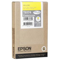 Epson - Epson T6174-C13T617400 Sarı Orjinal Kartuş Yüksek Kapasiteli