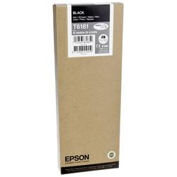 Epson - Epson T6181-C13T618100 Siyah Orjinal Kartuş Extra Yüksek Kapasiteli