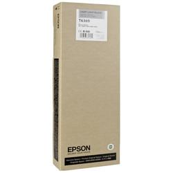 Epson - Epson T6369-C13T636900 Açık Açık Siyah Orjinal Kartuş