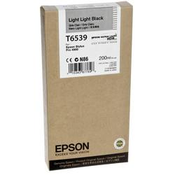 Epson - Epson T6539-C13T653900 Açık Açık Siyah Orjinal Kartuş