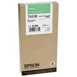Epson - Epson T653B-C13T653B00 Yeşil Orjinal Kartuş