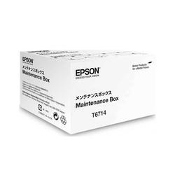 Epson - Epson T6714-C13T671400 Orjinal Atık Tankı - Maintenance Box