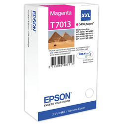Epson - Epson T7013XXL-C13T70134010 Kırmızı Orjinal Kartuş