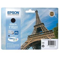 Epson - Epson T7021XL-C13T70214010 Siyah Orjinal Kartuş