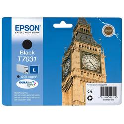 Epson - Epson T7031-C13T70314010 Siyah Orjinal Kartuş