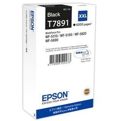 Epson - Epson T7891-C13T789140 Siyah Orjinal Kartuş Extra Yüksek Kapasiteli