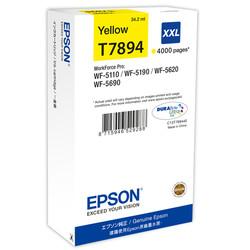 Epson - Epson T7894-C13T789440 Sarı Orjinal Kartuş Extra Yüksek Kapasiteli