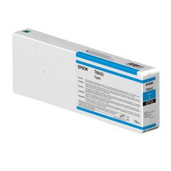 Epson - Epson T8042-C13T804200 Mavi Orjinal Kartuş