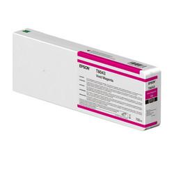 Epson - Epson T8043-C13T804300 Kırmızı Orjinal Kartuş