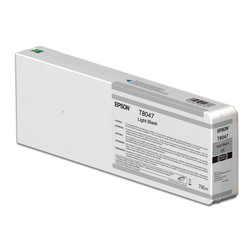 Epson - Epson T8047-C13T804700 Açık Siyah Orjinal Kartuş