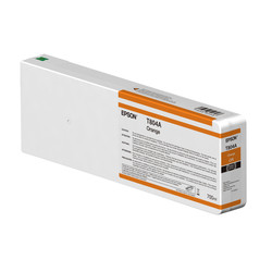 Epson - Epson T804A-C13T804A00 Turuncu Orjinal Kartuş