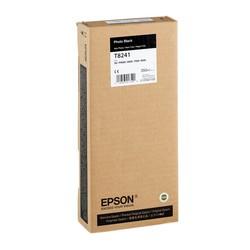 Epson - Epson T8241-C13T824100 Foto Siyah Orjinal Kartuş