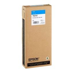 Epson - Epson T8242-C13T824200 Mavi Orjinal Kartuş