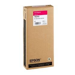 Epson - Epson T8243-C13T824300 Kırmızı Orjinal Kartuş