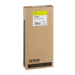 Epson - Epson T8244-C13T824400 Sarı Orjinal Kartuş