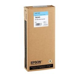 Epson - Epson T8245-C13T824500 Açık Mavi Orjinal Kartuş