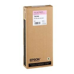 Epson - Epson T8246-C13T824600 Açık Kırmızı Orjinal Kartuş