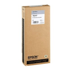 Epson - Epson T8247-C13T824700 Açık Siyah Orjinal Kartuş