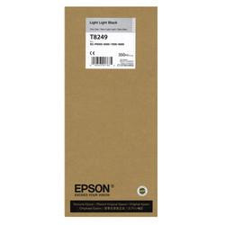 Epson - Epson T8249-C13T824900 Açık Açık Siyah Orjinal Kartuş
