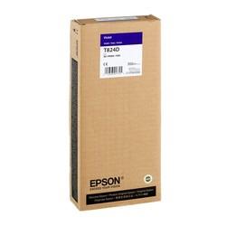 Epson - Epson T824D-C13T824D00 Mor Orjinal Kartuş