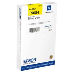 Epson - Epson T9084-C13T908440 Sarı Orjinal Kartuş