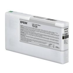 Epson - Epson T9139-C13T913900 Açık Açık Siyah Orjinal Kartuş