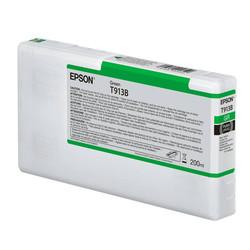 Epson - Epson T913B-C13T913B00 Yeşil Orjinal Kartuş