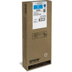 Epson - Epson T9452XL-C13T945240 Mavi Orjinal Kartuş Yüksek Kapasiteli