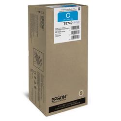 Epson - Epson T9742XXL-C13T974200 Mavi Orjinal Kartuş Extra Yüksek Kapasiteli
