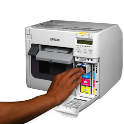 Epson TM-C3500 Renkli Etiket Yazıcı - Thumbnail